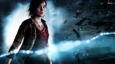 Jodie Holmes - Beyond - Two Souls Athah Fine Quality Poster Paper Print