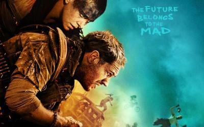 Movie Mad Max: Fury Road Max Rockatansky Imperator Furiosa Charlize Theron Tom Hardy HD Wall Poster Paper Print