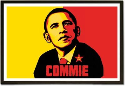 Framed Mr. President Fine Art Print