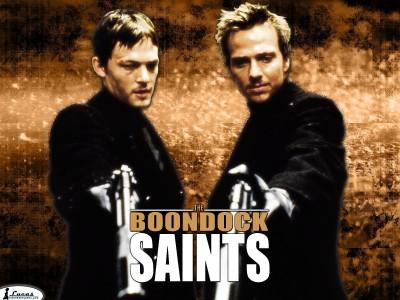 Movie The Boondock Saints Boondock Saints HD Wall Poster Paper Print