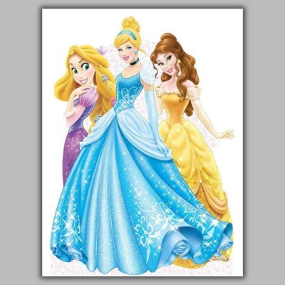 Athah Poster Disney Beauty Paper Rolled Paper Print