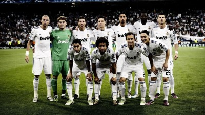 FC Real Madrid Players A3 HD Poster Art shi1137 Photographic Paper
