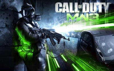 Call of Duty - Modern Warfare 3 Athah Fine Quality Poster Paper Print