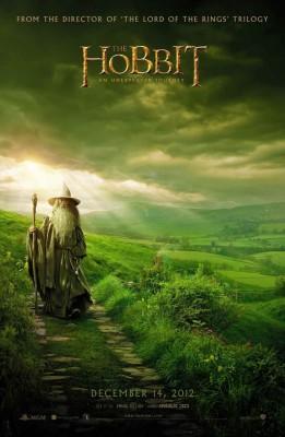 Posterhouzz ,The Hobbit: An une pected Journey (Gandalf), Poster ( ) Fine Art Print