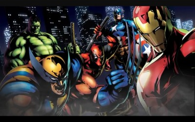 Avengers The Avengers Wall Poster Paper Print