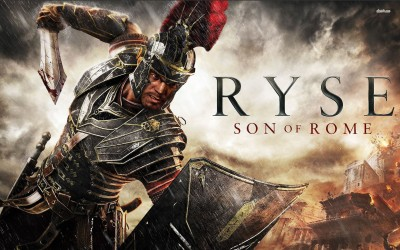Ryse - Son of Rome Athah Fine Quality Poster Paper Print