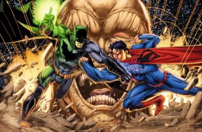 Batman Vs. Superman Batman Superman Frameless Fine Quality Poster Paper Print