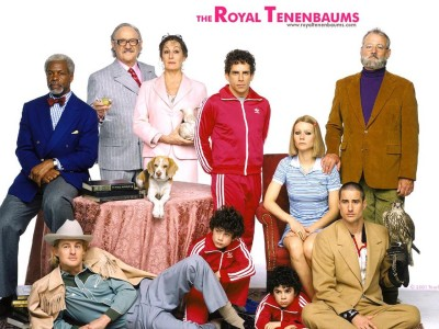 Movie The Royal Tenenbaums Tenenbaums HD Wall Poster Paper Print