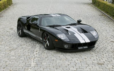 Athah Ford GT, Geiger Cars Poster Paper Print