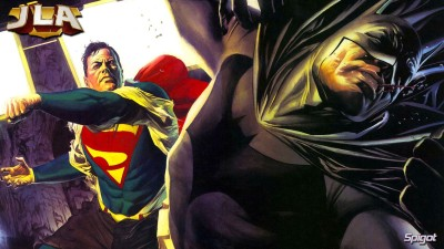Injustice: Superman Vs. Batman Superman Batman HD Wall Poster Paper Print