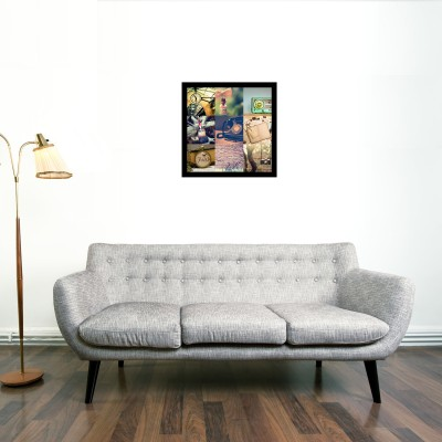 Vintage Framed Wall art With glass Photographic Paper