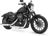 Posterhouzz Harley Davidson Bike Poster Paper Print