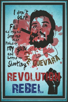 che guevara thesis Thesis  ernesto che guevara is seen to some as a symbol of a freedom fighter, and an idealist to others he is seen as an anti- american fighter and a homophobic racist.