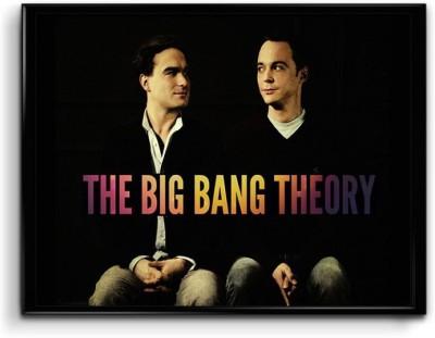 The Big Bang Theory Canvas Art