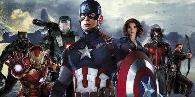 Movie Captain America: Civil War Captain America Marvel Superhero HD Wall Poster Paper Print at flipkart