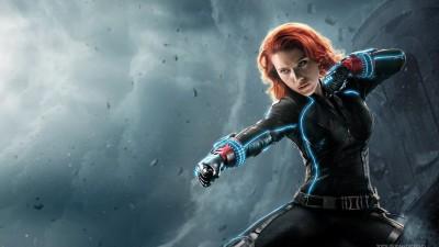 Movie Avengers: Age Of Ultron The Avengers Avengers Scarlett Johansson Black Widow HD Wall Poster Paper Print