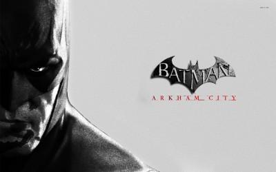 Batman: Arkham City - Batman Athah Fine Quality Poster Paper Print