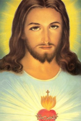 Divine Jesus Blessings S-P169 By Spoilt Paper Print