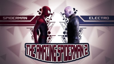 Movie The Amazing Spider-Man 2 Spider-Man The Amazing Spider-Man 2 Electro HD Wall Poster Paper Print
