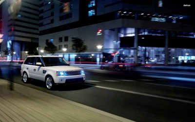 Athah Land Rover Range Rover Sport Poster Paper Print