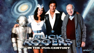 Wall Poster TVShow Buck Rogers In The 25th Century Paper Print
