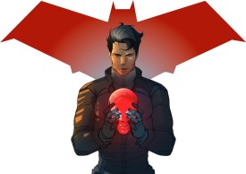 Comics Red Hood HD Wallpaper Background Photographic Paper(12 inch X 18 inch, Rolled)