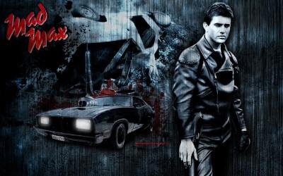 Movie Mad Max HD Wall Poster Paper Print