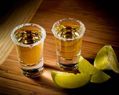 Tequila Shots - Medium Size Ready To Frame Rolled Digital Art Print On Photographic Paper