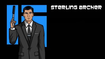 Wall Poster TVShow Archer Sterling Archer Paper Print
