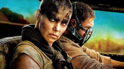 Movie Mad Max: Fury Road Max Rockatansky Tom Hardy Imperator Furiosa Charlize Theron HD Wall Poster Paper Print