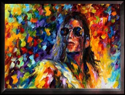 Soul of MJ Canvas Art