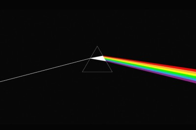 Athah Fine Quality Poster sk Pink Floyd ,Dark Side of the Moon, Album Paper Print