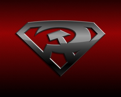 Superman: Red Son Superman HD Wall Poster Paper Print