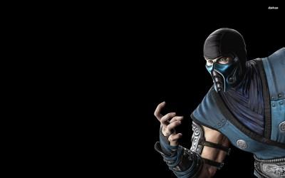Sub-Zero - Mortal Kombat Athah Fine Quality Poster Paper Print