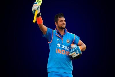 Poster Cricketer Suresh Raina 279 Photographic Paper