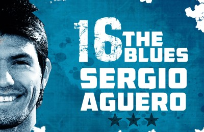 Colormart 16 the blues Sergio Aguero Photographic Paper
