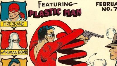 Plastic Man HD Wall Poster Paper Print