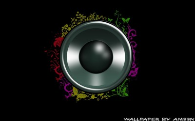 Music Speakers HD Wall Poster Paper Print
