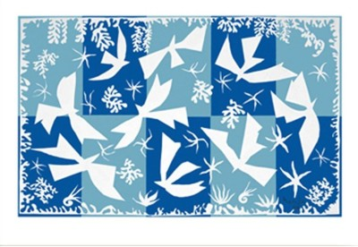 The Museum Outlet - Polynésie, le ciel poster print online buy - 50 X 70 CM (19.7 X 27.6 ) by Matisse Fine Art Print