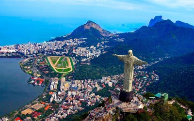 Christ the Redeemer A3 HD Poster Art PNCA25659 Photographic Paper
