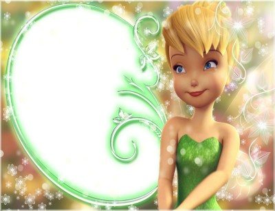 Tinker Bell Cartoon A3 HD Poster Art shi5134 Photographic Paper
