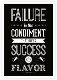 Failure Is The Condiment Truman Paper Pr...