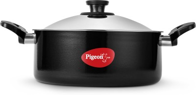 Pigeon Casserole Pot 2.35 L(Aluminium, Non-stick)