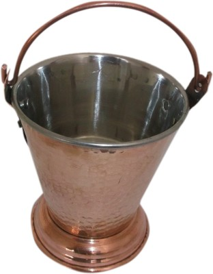 Ssa Copper Bucket For Table Serving Handi 0.35 L