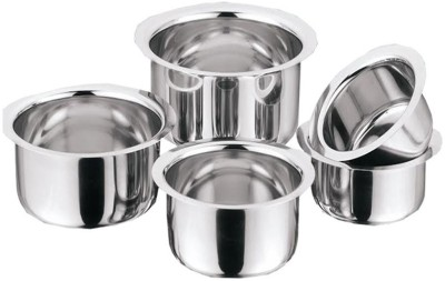 JIS Kitchen Utensils Tope Pot 0.3 L, 0.4 L, 0.5 L, 0.7 L, 1.1 L