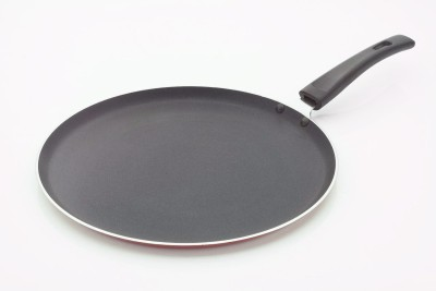 Classic Red Non Stick D Tawa 25 cm diameter