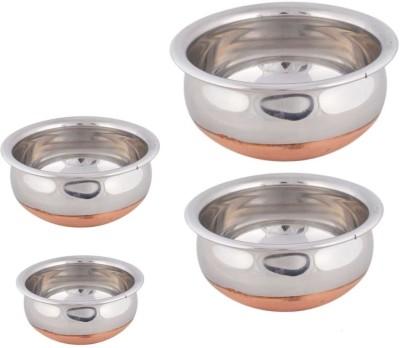 Lovato C&S-4Han Pot 2.5 L(Steel, Non-stick)