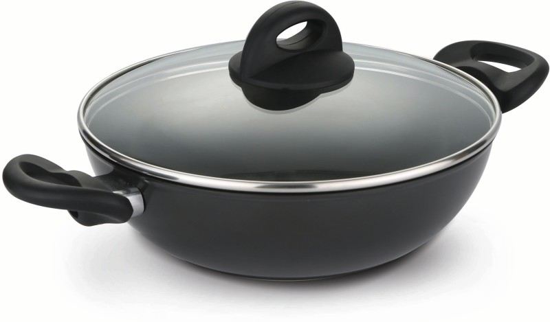 Pigeon Hard anodized cookware- titanium Kadhai NA L Hard anodized cookware- titanium