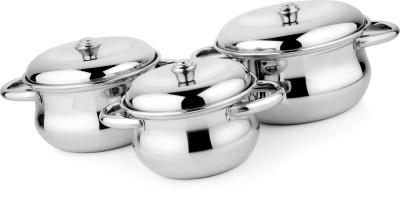 DT Gold Crazz Kitchen Pot Handi