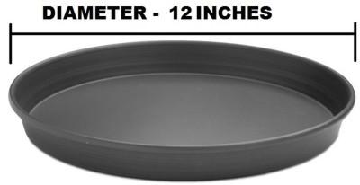 Tirupati Teflon Coated Dish Pizza Pan 30.48 cm diameter
